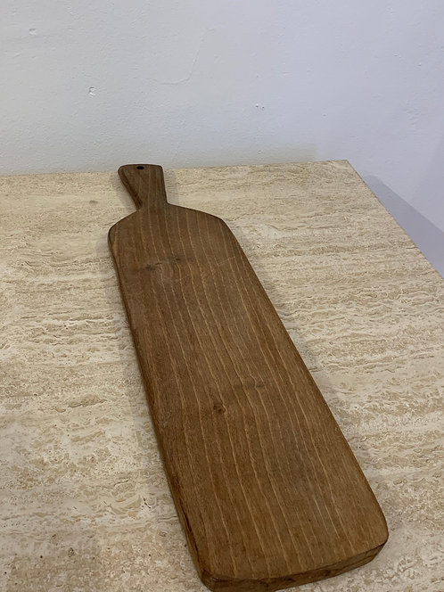 Long Wooden Cutting Board