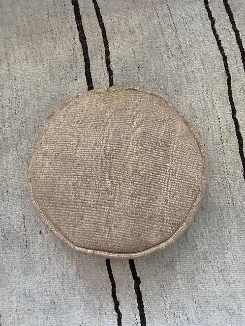 Dusty Brown Meditation Pillow