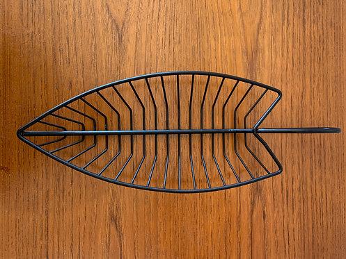 Medium Metal Rubber Leaf Tray
