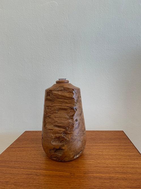 1976 Eucalyptus Turned Vase