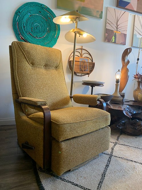 Mid Century Reclining Chair