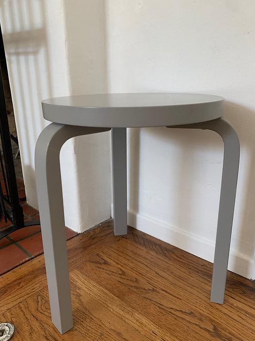Alvar Aalto Grey Stool