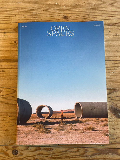 Open Space - Issue 1 Land Art