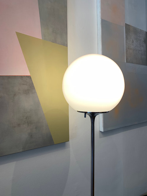 Globe Floor Lamp by Bill Curry