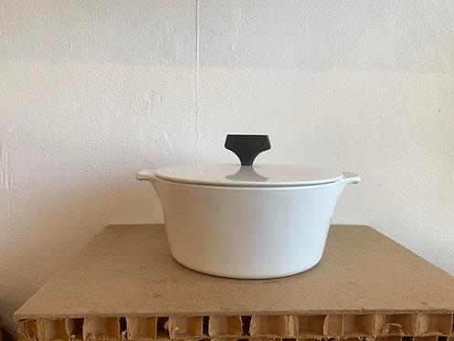 Large White Casserole Dish