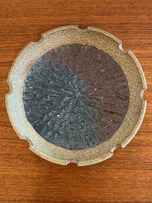 Brent Bennett - ceramic ashtray