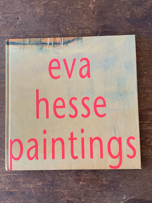 Eva Hesse - Paintings