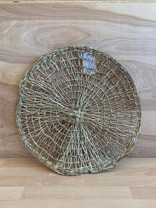 Handwoven Circle- Wall Hanging/ Place Mat/ Floor Mat