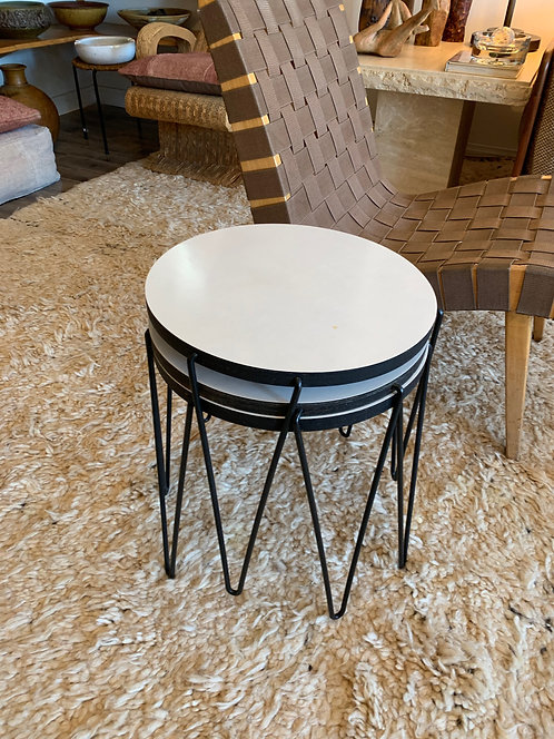 Set of 3 Architectural Nesting Tables