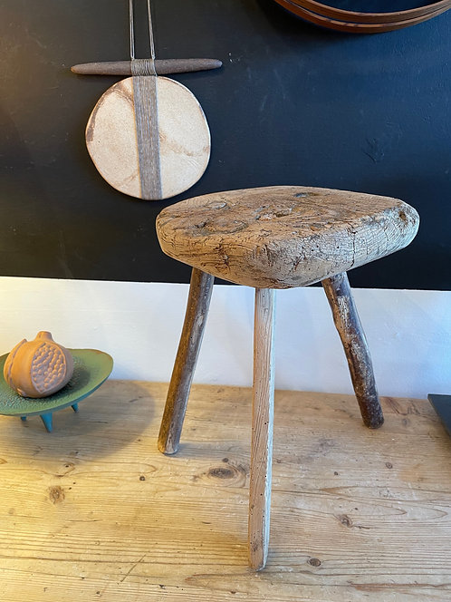French Primitive Stool
