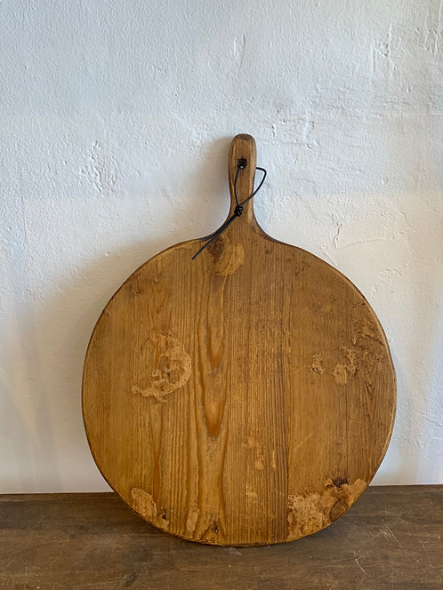 Large Vintage French Cutting Board