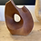 Thumbnail: Vintage Wooden Abstract  Sculpture