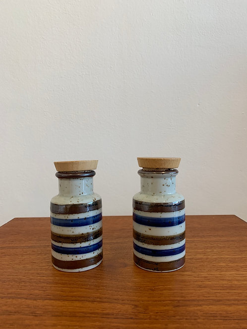 Pair of Japanese Salt & Pepper