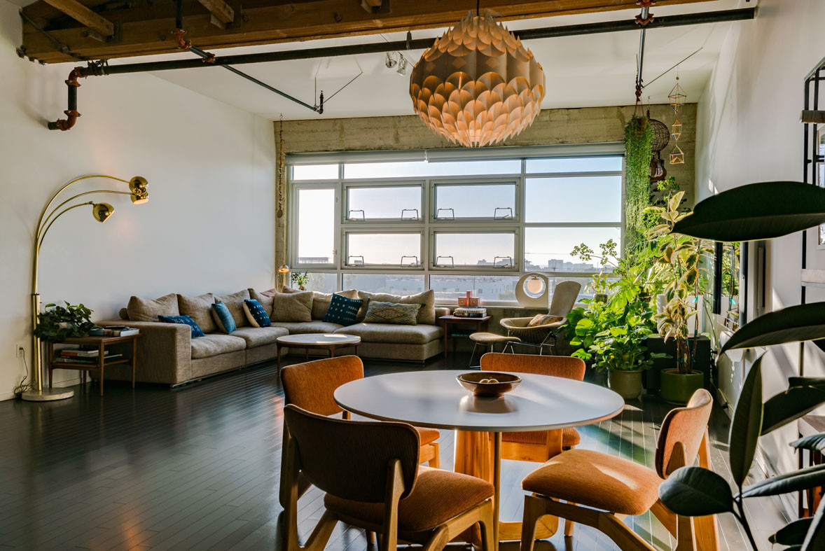 Arts District Loft