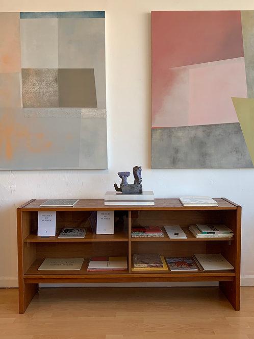Mid Century Modern Bookcase/ Cabinet