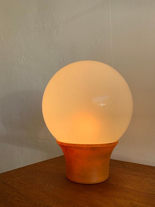 1960's Ball Lamp