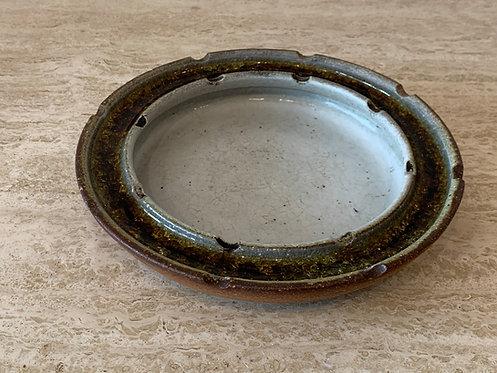 ' Cornell' Ceramic Ashtray