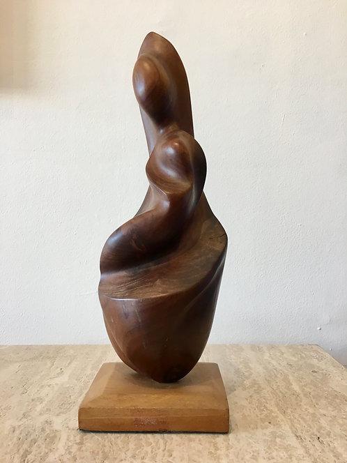 female figure- vintage sculpture