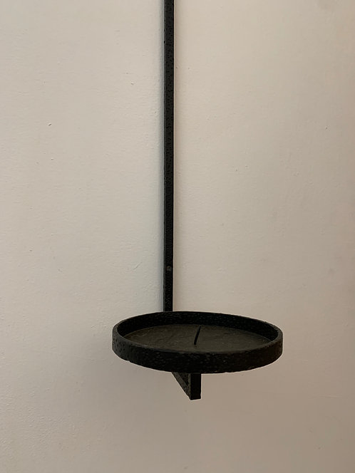 Iron Hanging Candlestick Holder