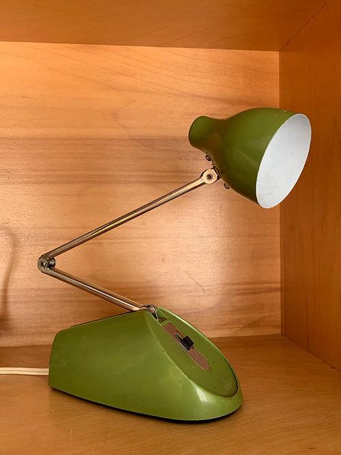 Green Architectural Desk Lamp