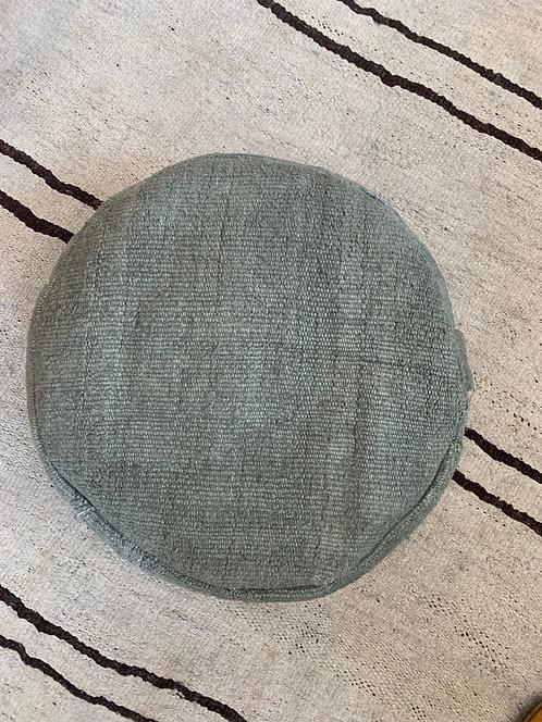 Blue Meditation Pillow