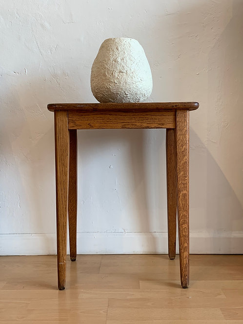 Wooden Table/ Stool