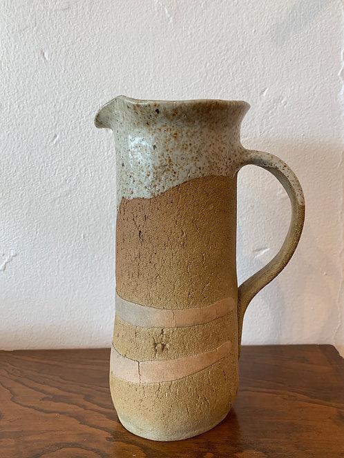 Ceramic Stoneware Jug