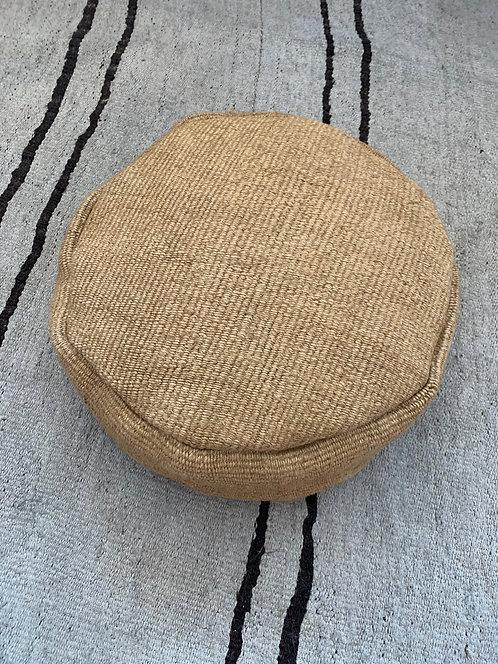 Light Brown Meditation Pillow