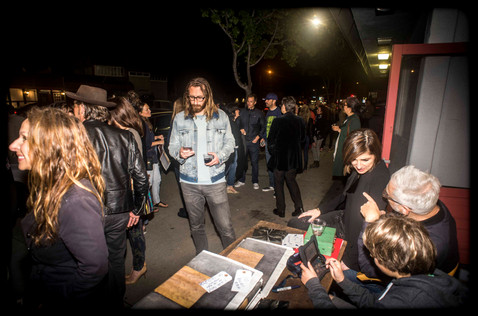 Street: Opening Night 03/23
