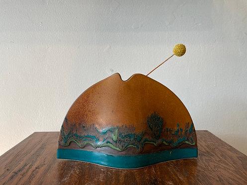 Ceramic 1970's Vase