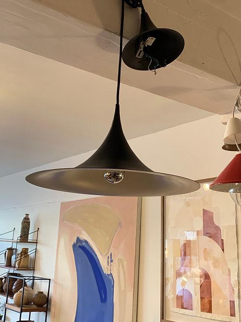 Large Semi Lamp by Claus Bonderup & Torsten Thorup for Fog & Mørup, 1960s