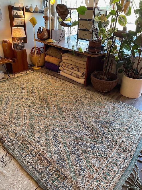 Indigo Vintage Moroccan Benimiguild
