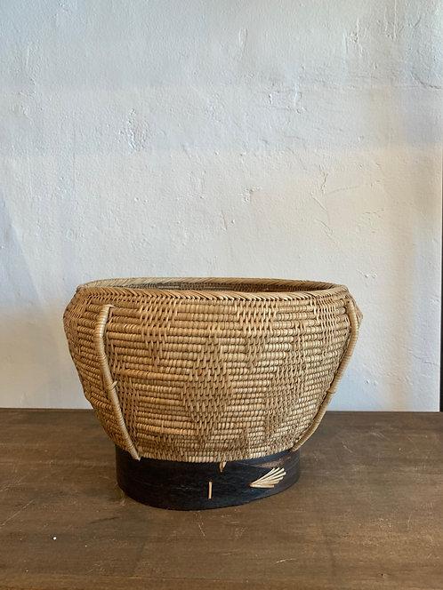 Handwoven Navajo  Basket