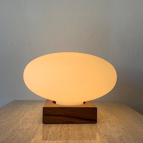 Mid Century Mushroom Lamp