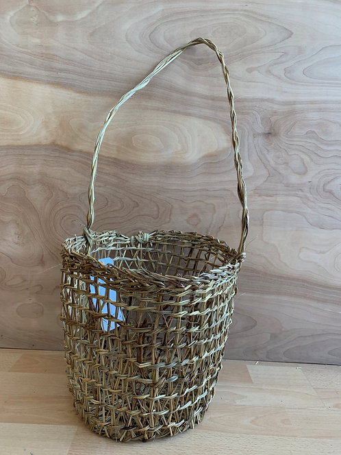 Single Handle Bucket Basket- Made in Chile