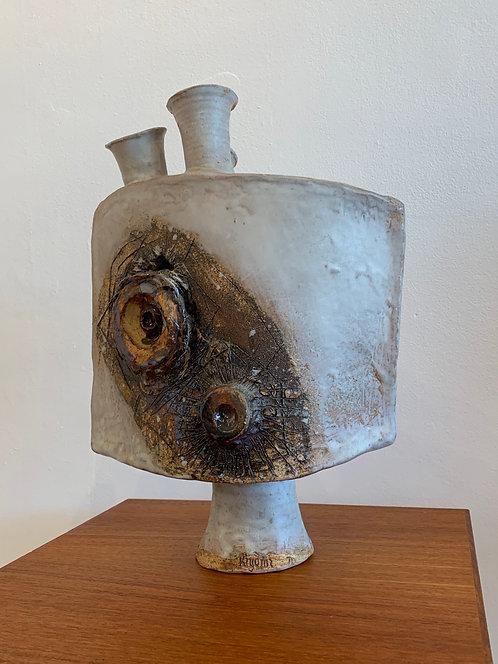Vintage Sculptural Ikabana