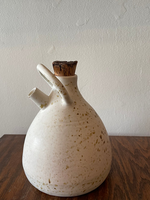 Clare Fawn - jug with spout