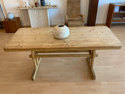 French Pine Farm Table