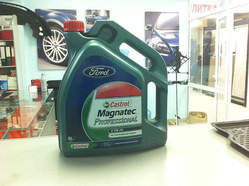 Моторное масло Ford Castrol Magnatec 5W20 5L