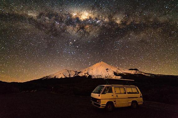 New Zealand Milky Way