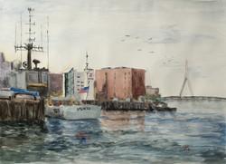 Coast Guard Station Boston