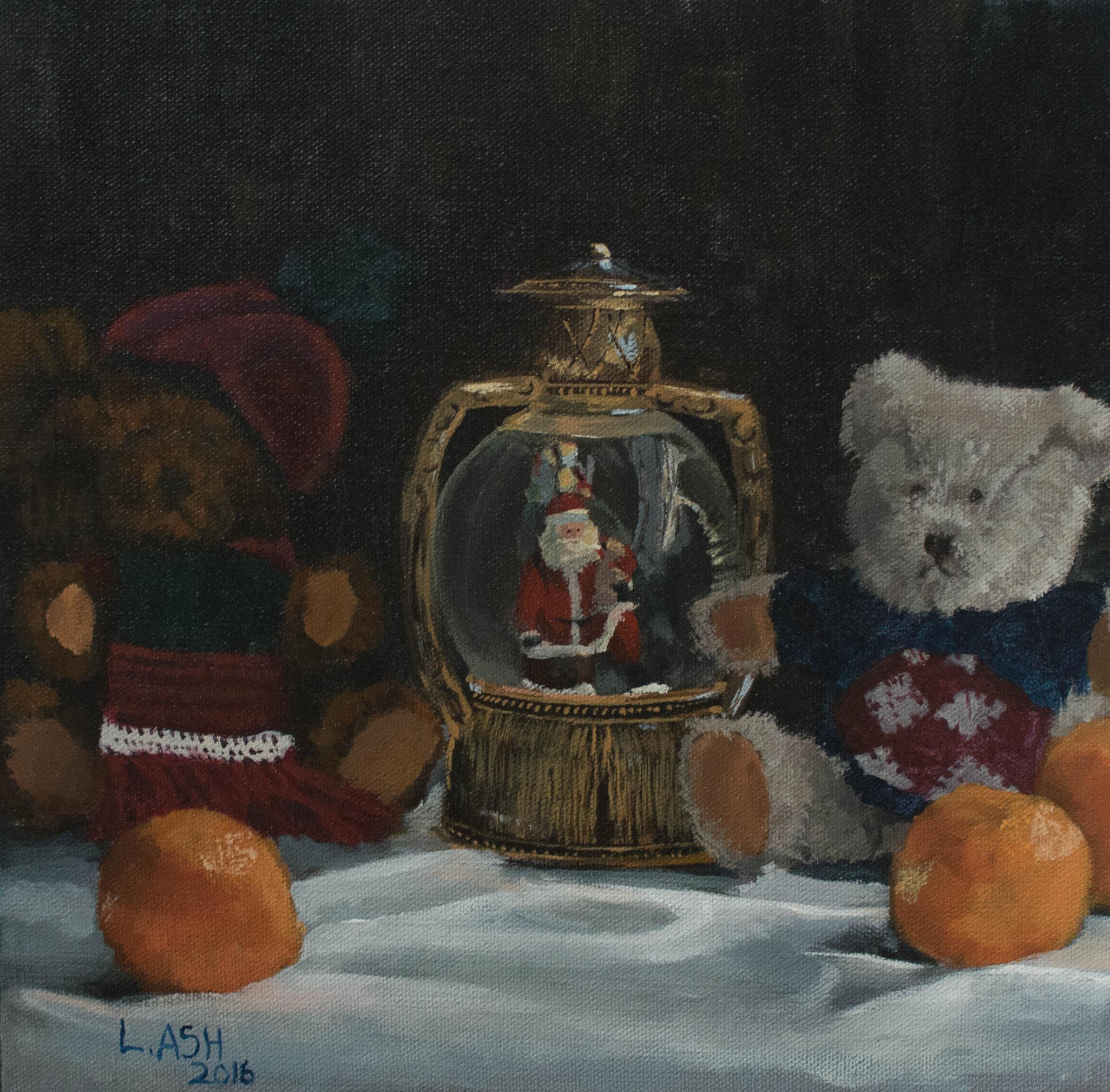 Bear Still Life #2