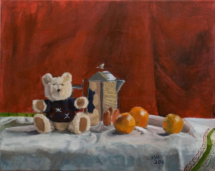 Bear Still Life #1