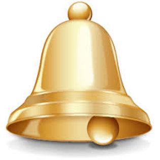 Gold Bell Sponsorship