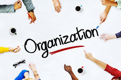 Organization Sponsorship