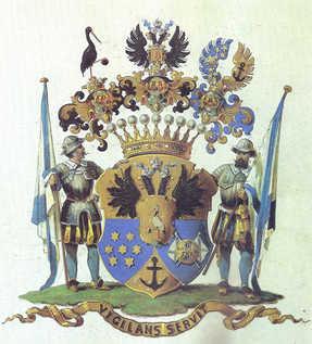 Герб графа Литке
