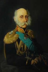 Портрет Литке Ф.П.