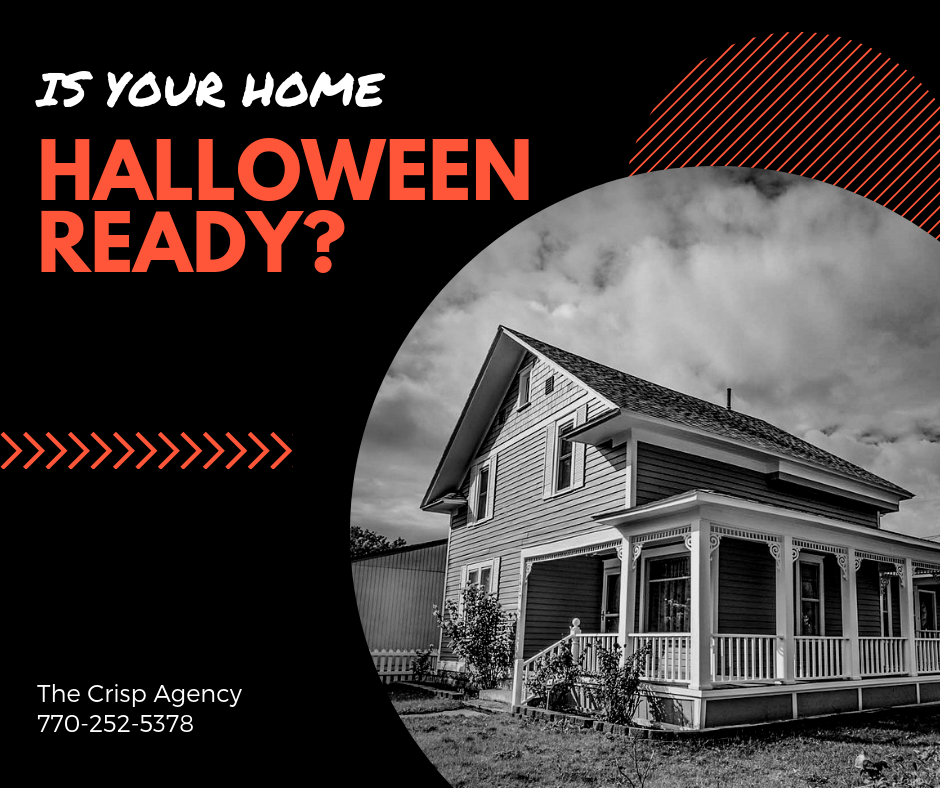 Home Insurance, Home, Halloween, Claims, Insurance review, Policy Review, Home, Auto, Car, Life, Georgia Insurance, Coweta Insurance, Newnan Insurance, Sharpsburg Insurance, Peachtree City Insurance
