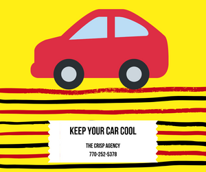 5 Tips to Keep your Car Cool this Summer