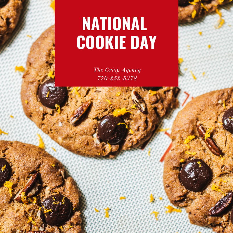 National Cookie Day, Cookie, Newnan, Coweta, Sharpsburg, Peachtree City